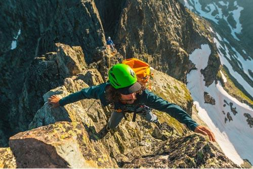 Alpinism & Climbing