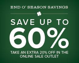 End O  Season Savings Up to 60% off Sale Outlet e5a0322875d2b